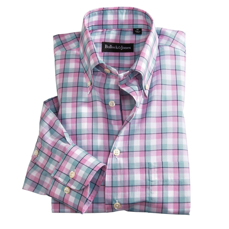 Pacifica Check Shirt