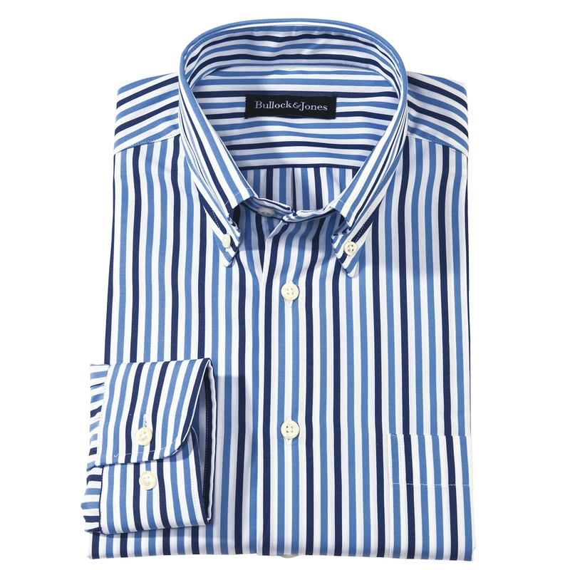 Walters Multi-Stripe Button-Downs