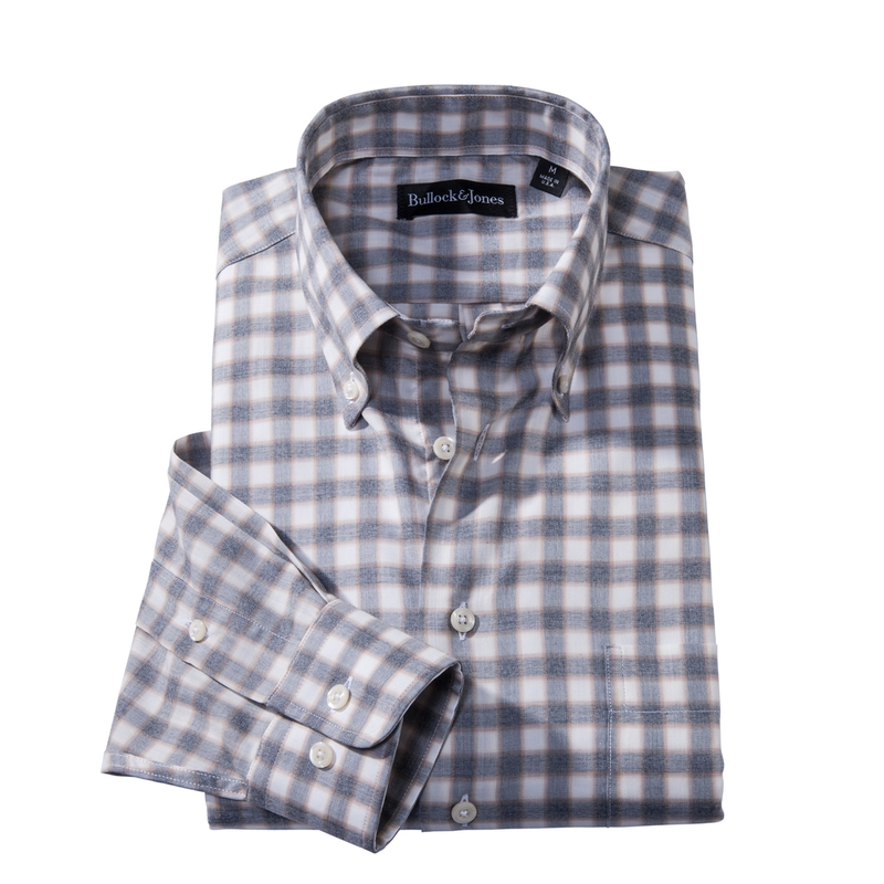 Benton Check Sport Shirt