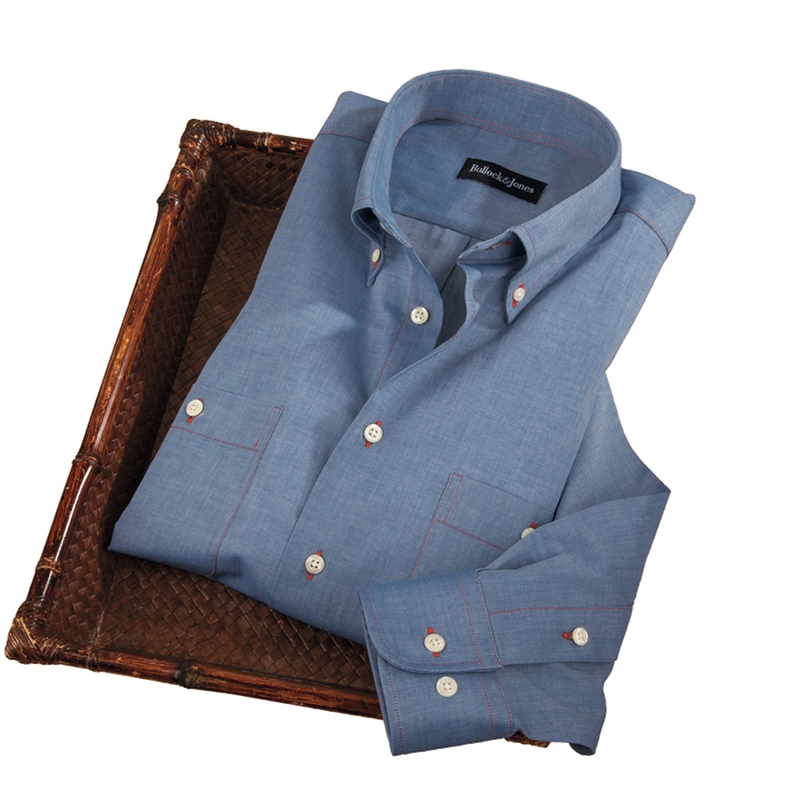 Your New Chambray Shirt