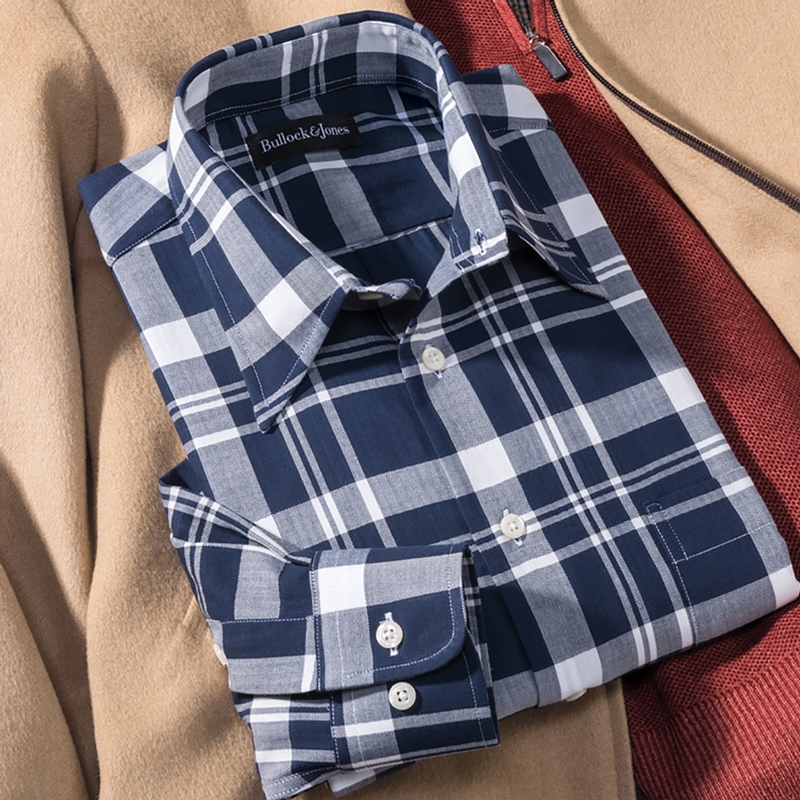 Harrison Plaid Sport Shirt