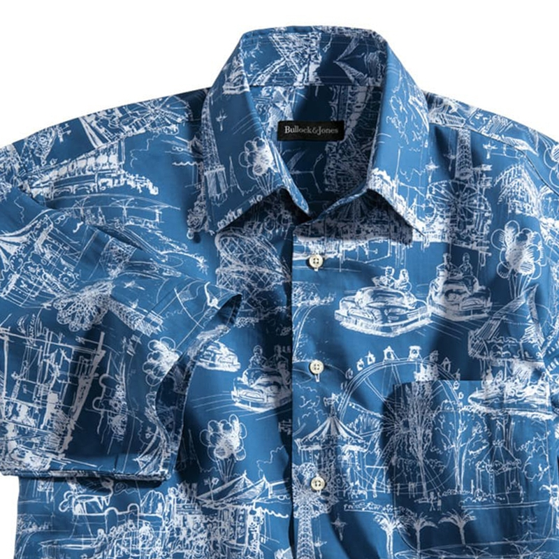 Fun-Zone Print Shirt