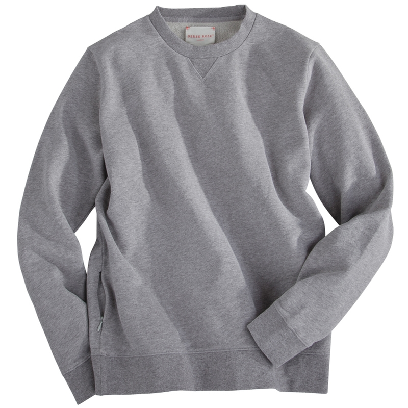 Derek Rose Loopback Sweatshirt