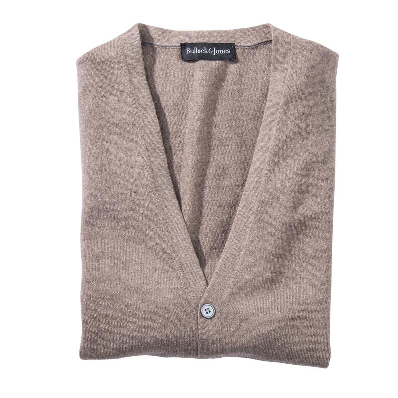 Matura Merino Wool Vest