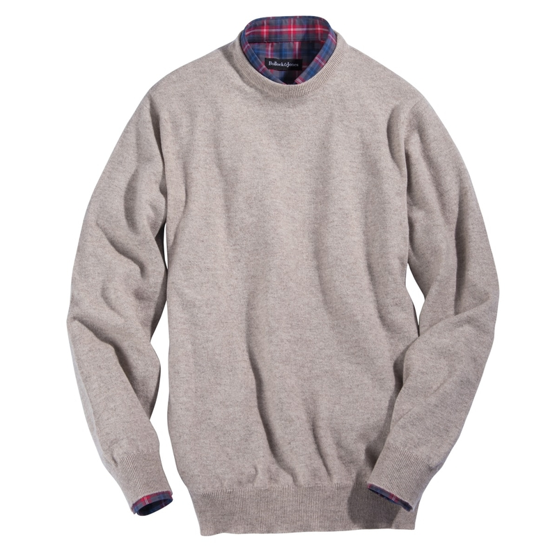 Scottish Cashmere Crew Neck