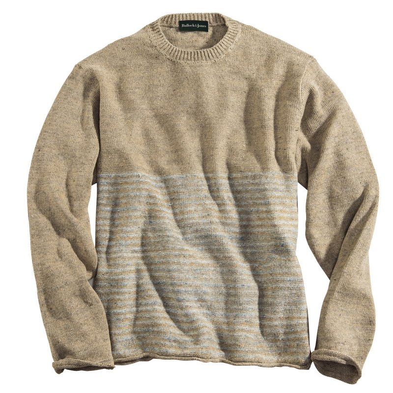 Washed Linen Crewnecks