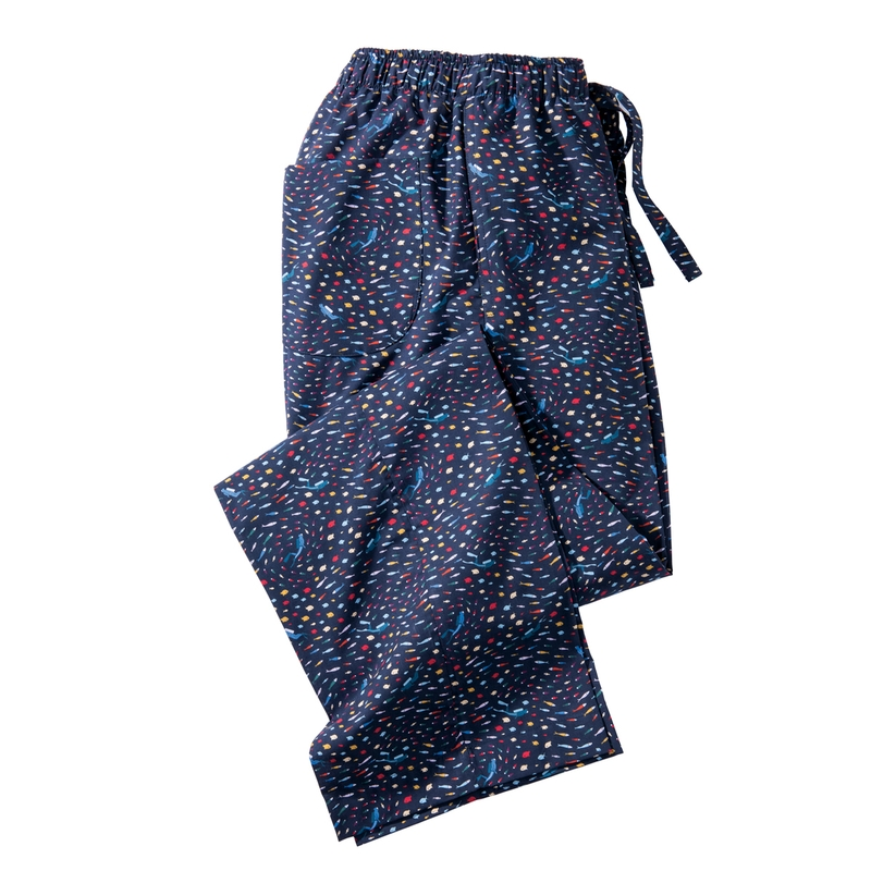 School of Fish Cotton Lounge Pants