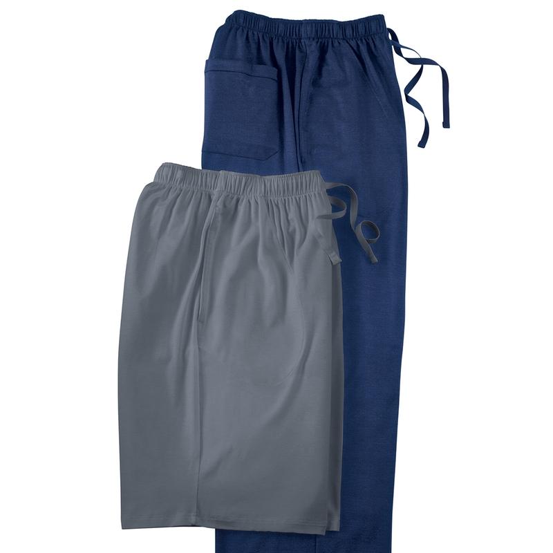 Derek Rose Modal Lounge Shorts