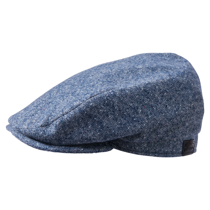 Donegal Wool Touring Cap