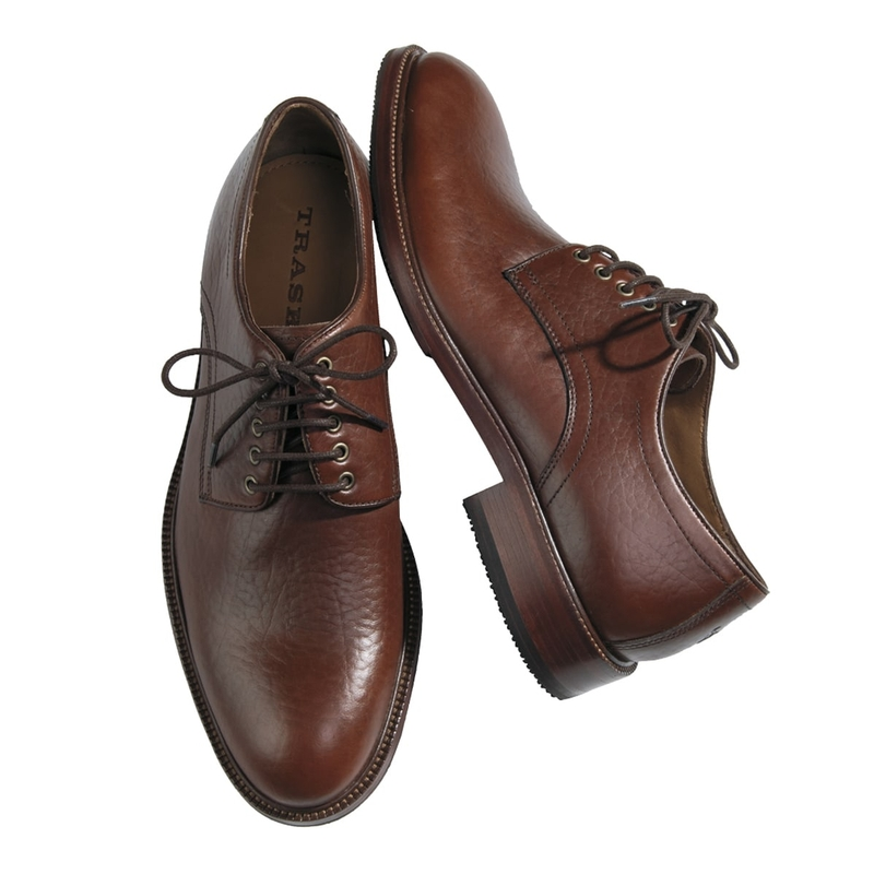 Landry Plain Toe Blucher