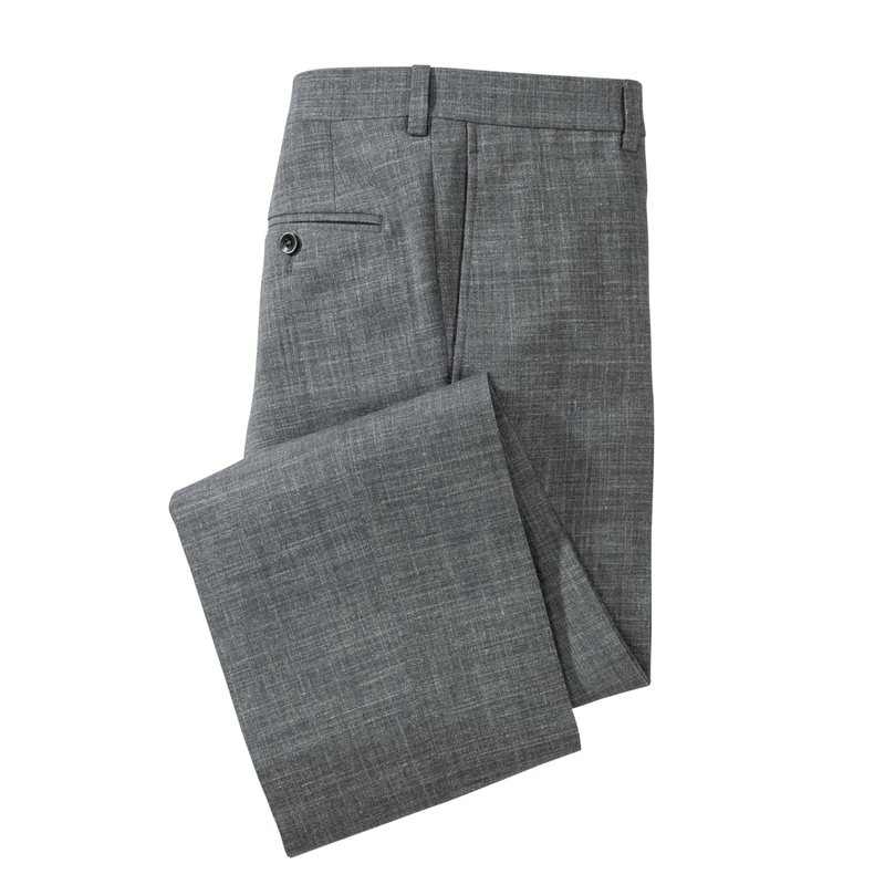 Linen-Lite Stretch Travel Slacks