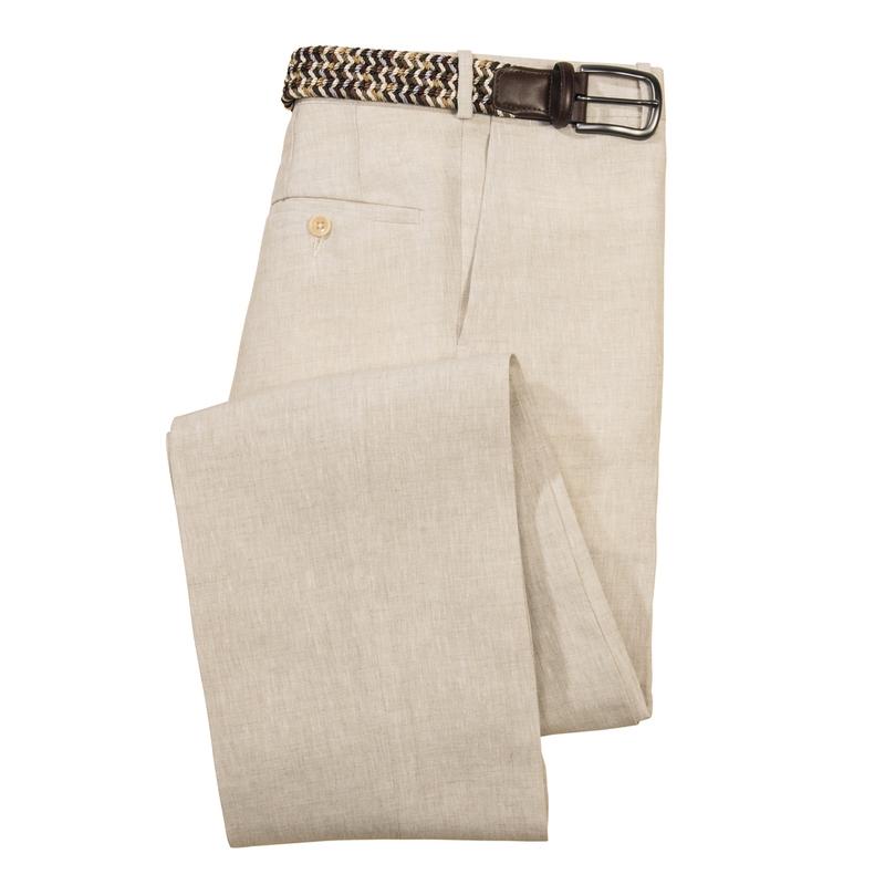 Kensington Linen Slacks