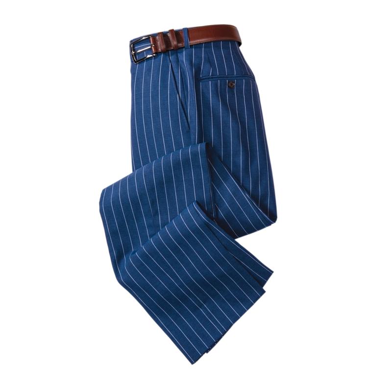 'Newport' Stripe Trousers