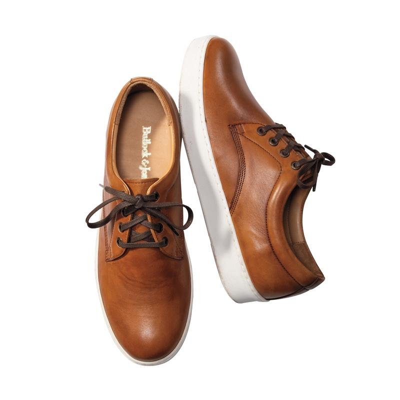 Spence Sheepskin Sneaker