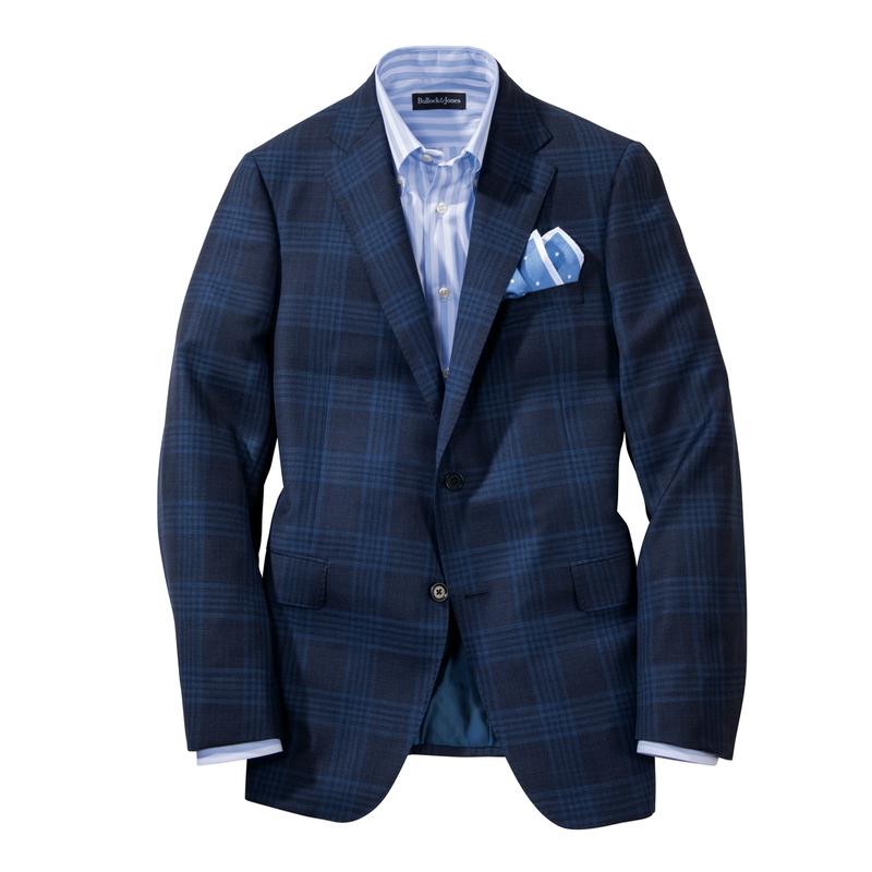 Kent Wool/Silk Sport Jacket