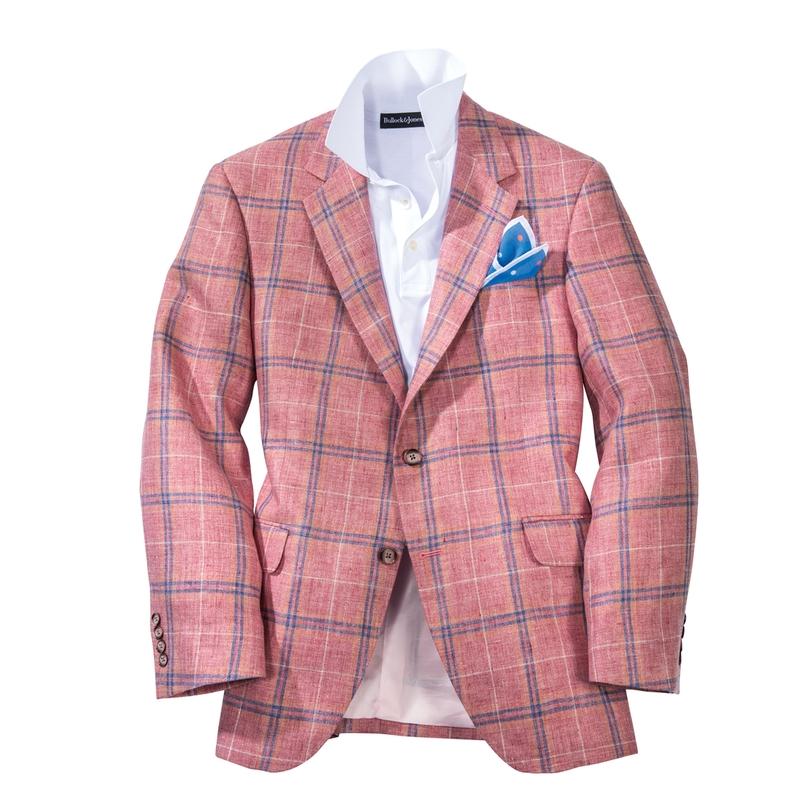 Martin Linen Sport Jacket