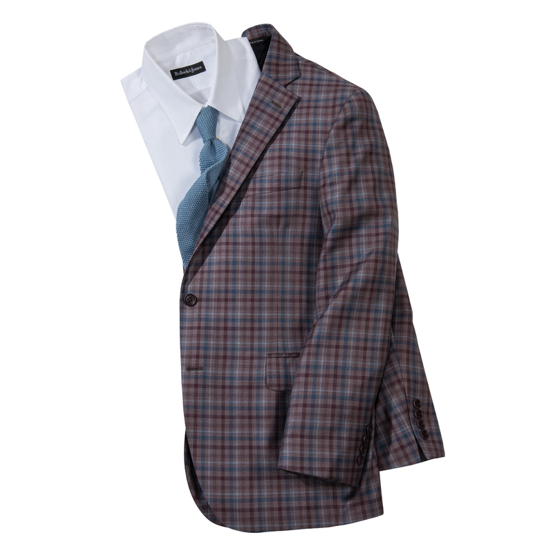 Richmond Check Sport Jacket