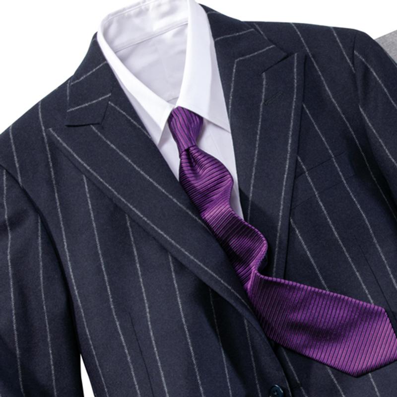 Lombard Chalk Stripe Sport Coat