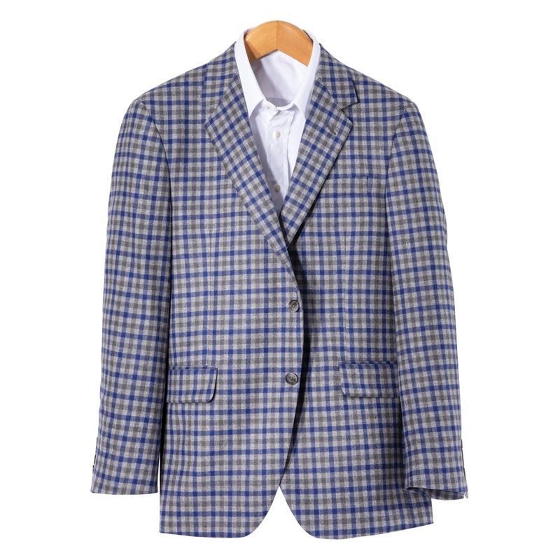 Montgomery Check Sport Coat