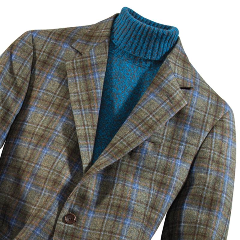 Moraga Plaid Sport Coat