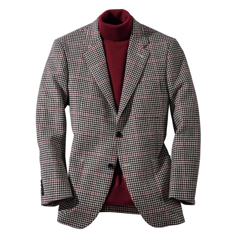 'Clark' Houndstooth Sport Coat