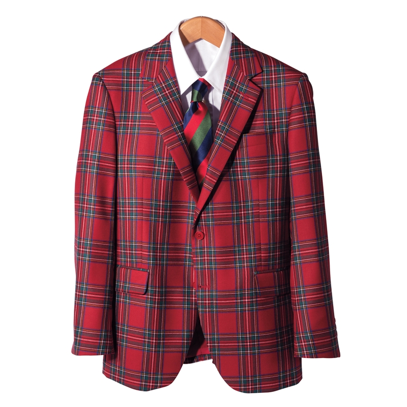 Anderson Plaid Sport Coat