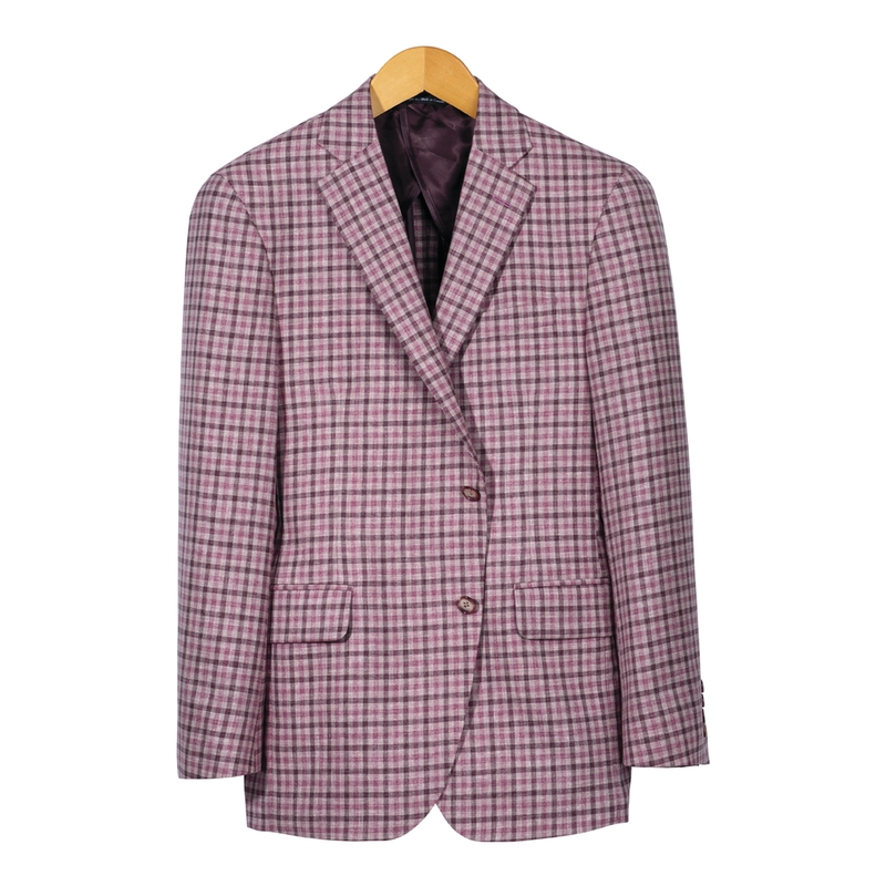 Hillsdale Check Sport Coat