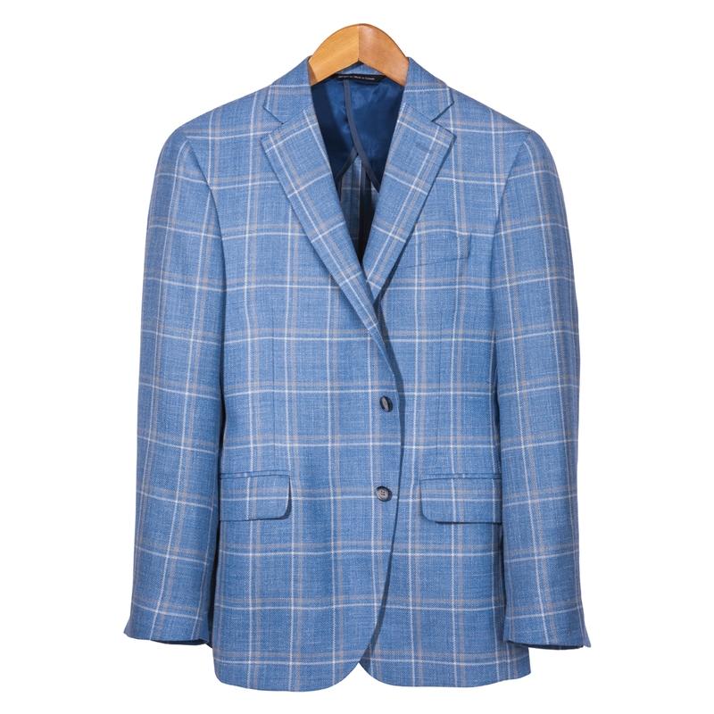 'Claremont' Windowpane Sport Coat