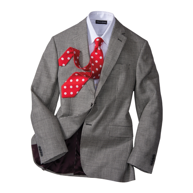 Montgomery Houndstooth Check Sport Coat