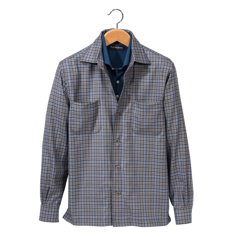 Piedmont Tattersall Shirt Jacket
