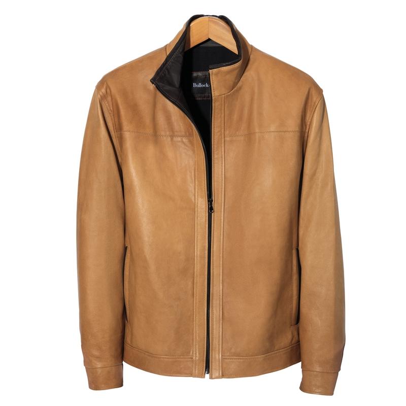 Napa Leather Blouson