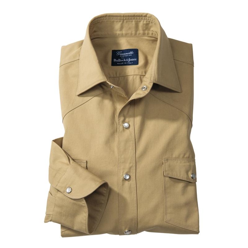 Sergio Western Shirt