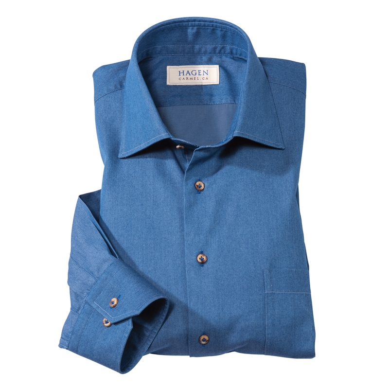Chambray Shirt from Hagen