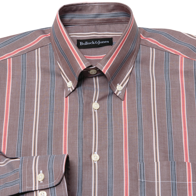 Larkin Stripe Sport Shirt