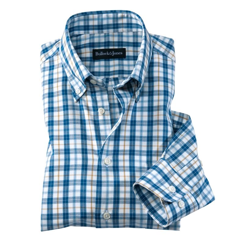 Davis Check Sport Shirt