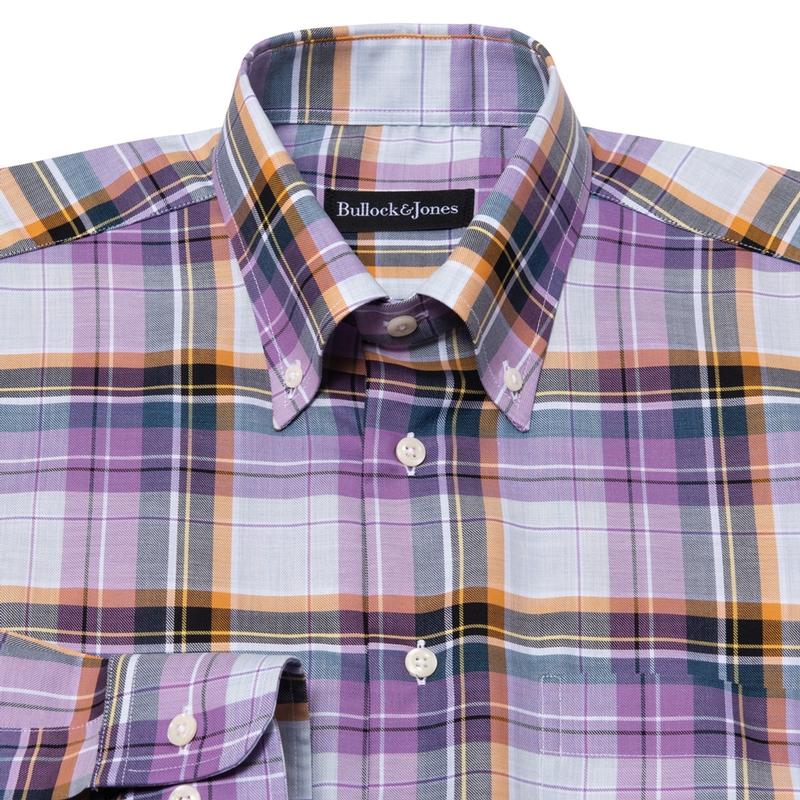 Beale Plaid Sport Shirt