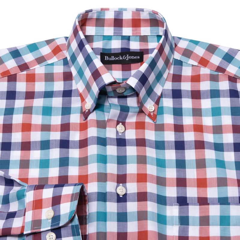 Foster Gingham Sport Shirt
