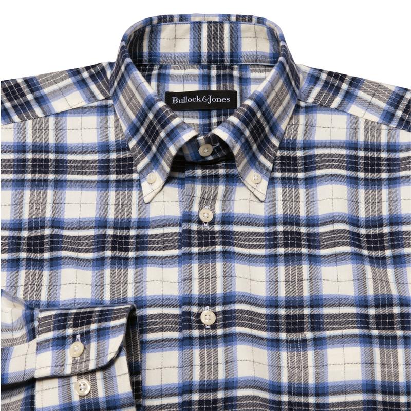 Sonoma Plaid Sport Shirt