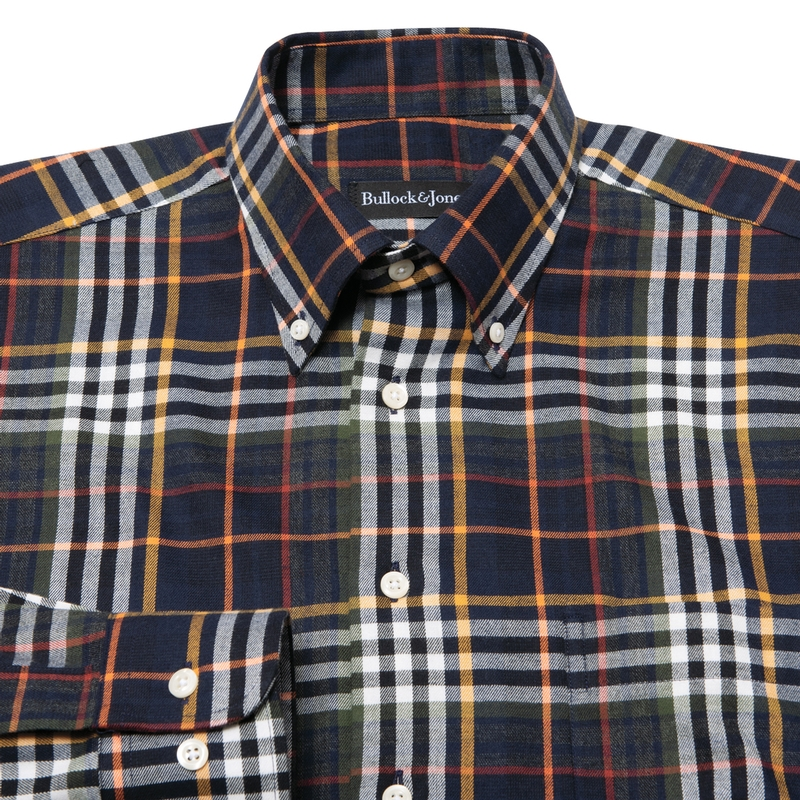 Davis Plaid Button-Down