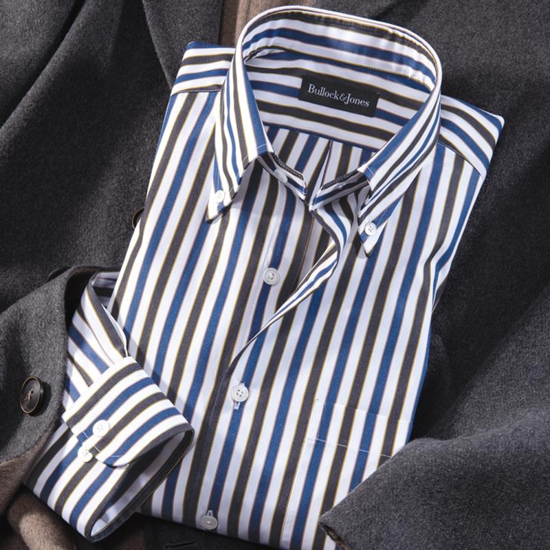 'Charles' Stripe Sport Shirt