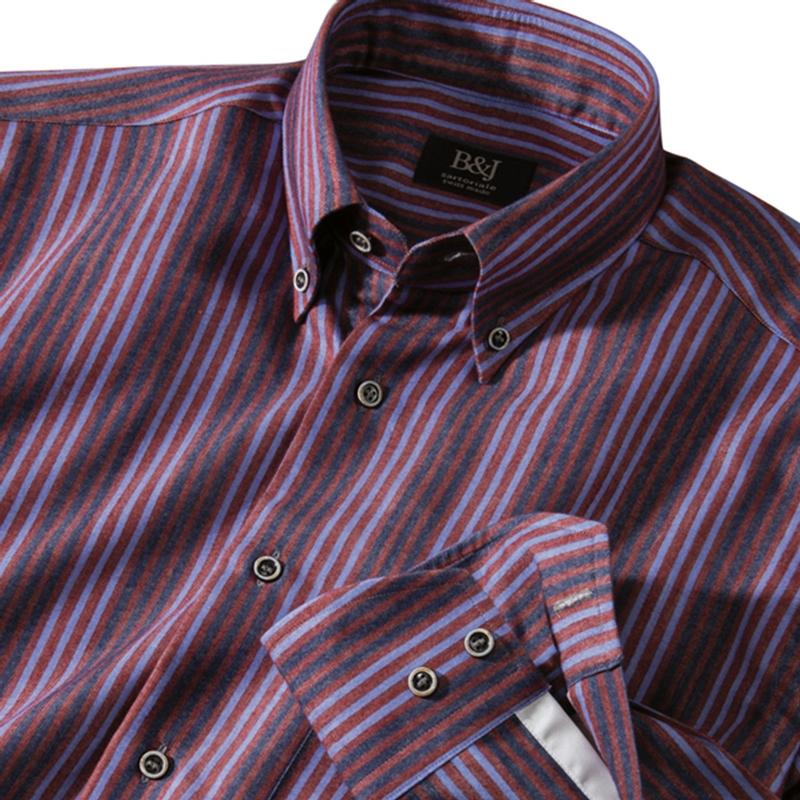 Stripe Sartoriale Shirt