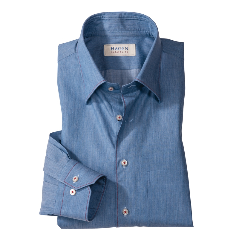 Denim Shirt by Hagen