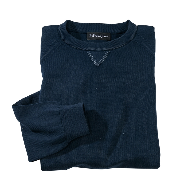 Montclair Pima Cotton Sweatshirt
