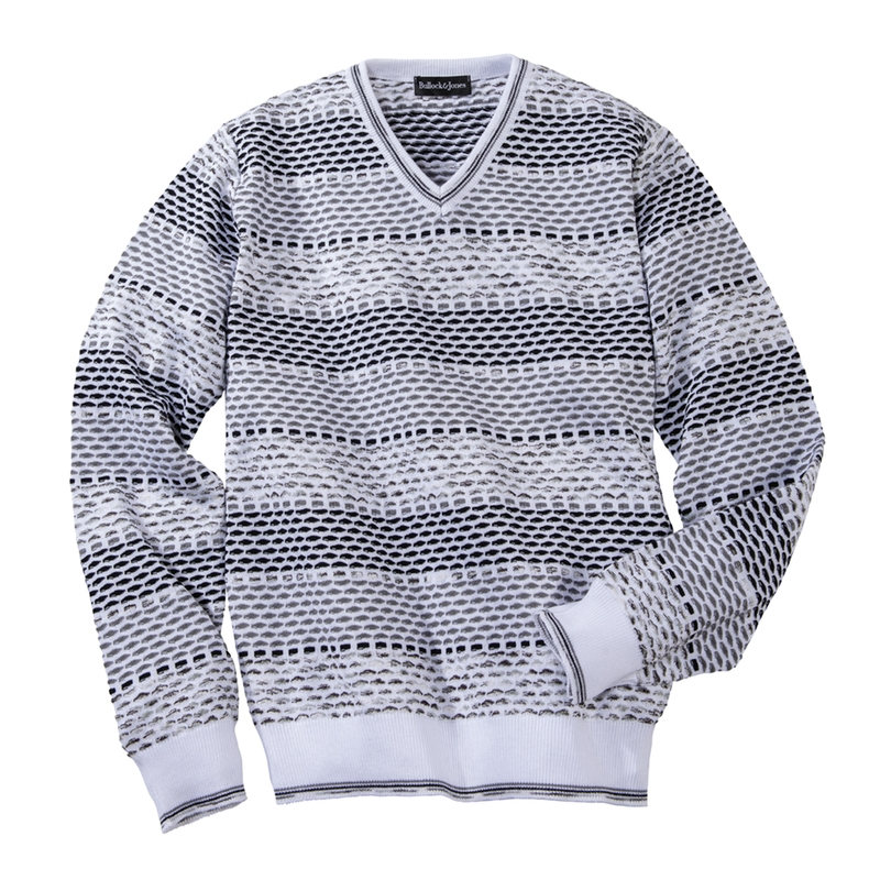 Matteo V-Neck Sweater