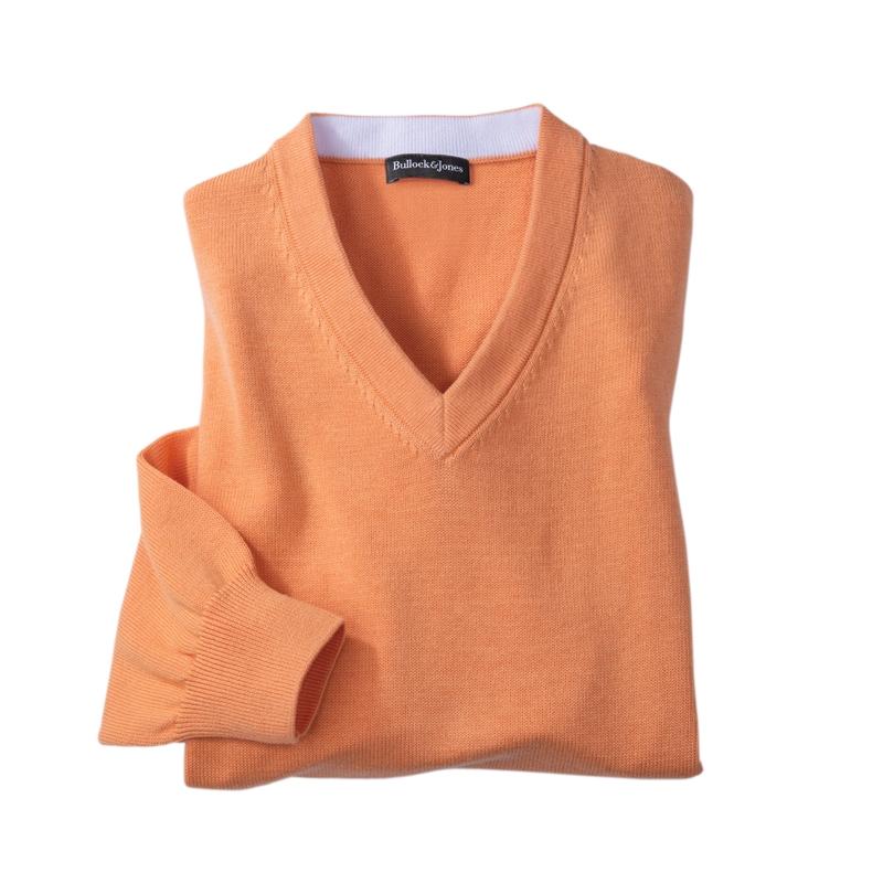 'Temescal' Pima Cotton V-neck