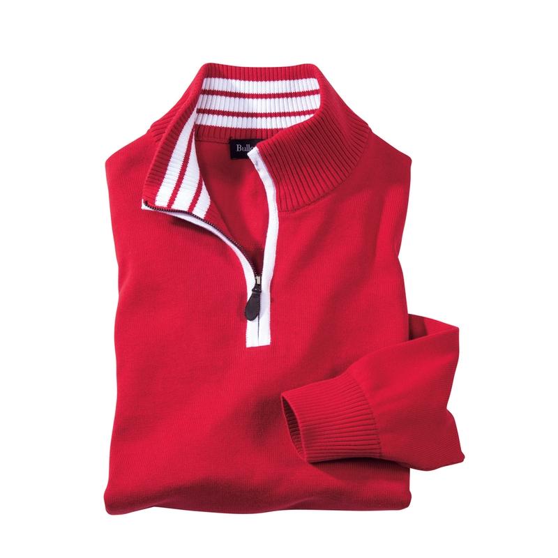 Varsity Quarter-Zip Pullovers